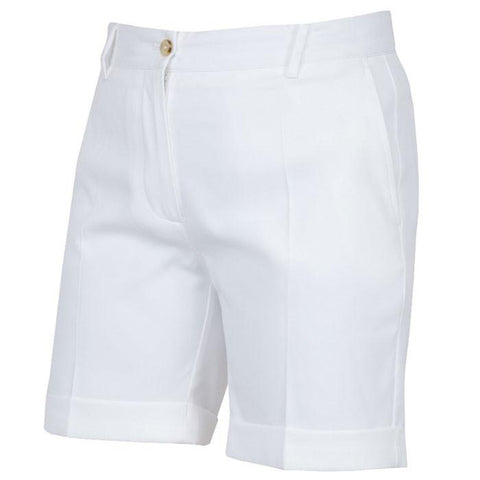 Ladies J.Lindeberg Klara Shorts White