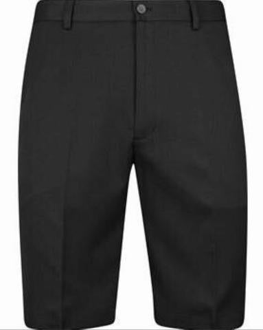 Mens Dwyers & Co Lightweight Solid Tech Shorts Black