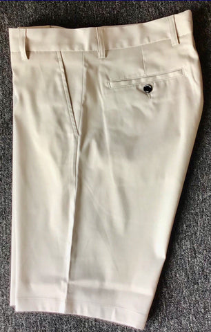 Mens Dwyers Solid Tech Shorts Stone