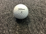 Titleist Pro V1 12 Pack Pre Hit Golf Balls