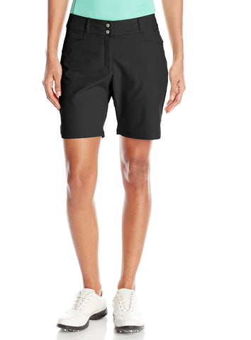 Ladies Adidas Golf Shorts Black