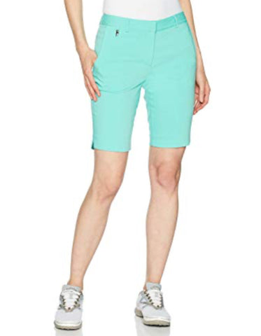 Ladies Sport Haley Golf Shorts Green