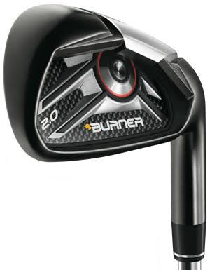Mens Taylormade Burner 2.0 4 Iron Pre Hit
