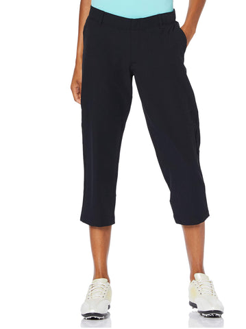 Ladies Cross Amy Capris Black