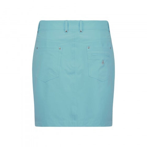 Ladies Green Lamb Terri Skort Capri