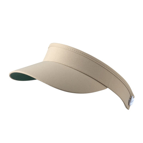 Ladies Daily Sports Marina Visor Almond