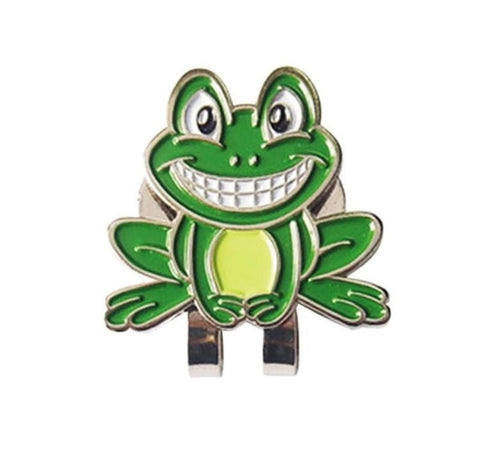 Crystal Ball Marker with Hat Clip Frog
