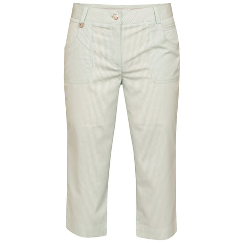 Ladies Calvin Klein Capri White - Golf Stitch