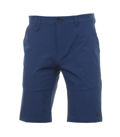 Mens Dwyers & Co Lightweight Cotton Shorts Navy