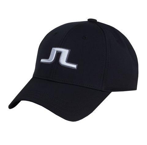 Mens J.Lindeberg Angus Tech Cap Black