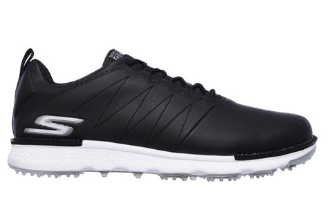 Mens Skechers Elite 3 Golf Shoes Black/White