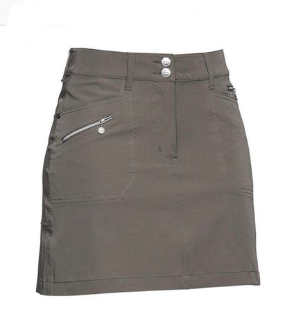 Ladies Daily Sports Miracle Skort Almond