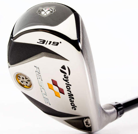 Mens Taylormade 3 Rescue