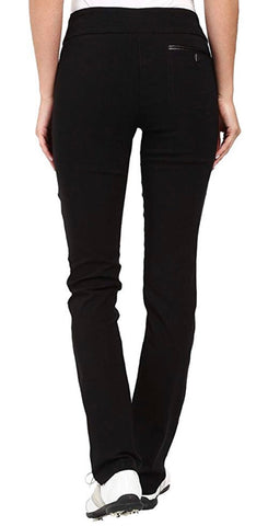 Ladies Jamie Saddock Skinnylicious Pant Black