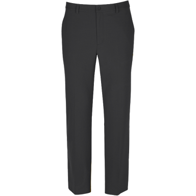 Mens Greg Norman Mens Tech Pant Charcoal - Golf Stitch