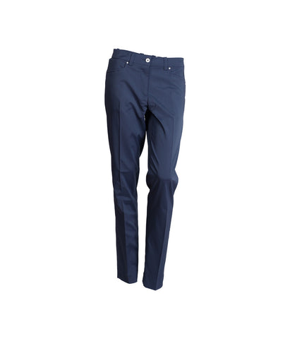 Ladies Abacus Cleek Long Pant - Golf Stitch