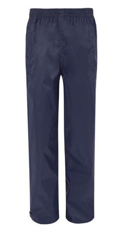 Mens Sporte Leisure Waterproof Pants Navy