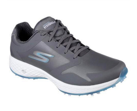 Ladies Skechers Eagle Pro Golf Shoes Grey