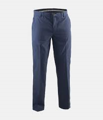 Mens Abacus Tadworth Pant Navy - Golf Stitch