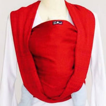 DIDYMOS Baby Wrap Sling Indio Ruby Red