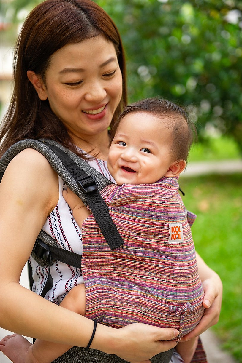 Kol Kol Leela Adjustable Baby Carrier
