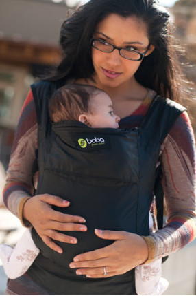 BobaAir Compact Traveling Baby & Toddler Carrier [Improved Version]