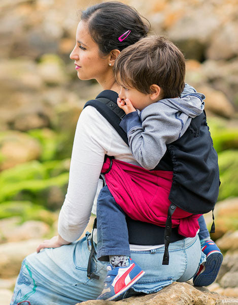 Emeibaby Hybrid Toddler Plus Carrier