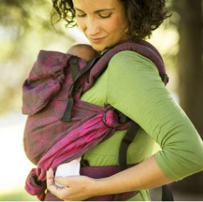 Emeibaby Hybrid Baby Carrier