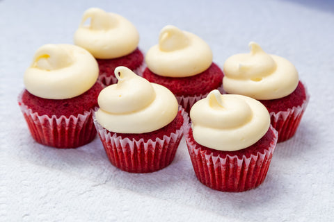 Joy's - Miniature Red Velvet Cupcakes