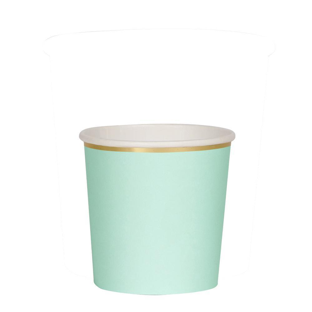 CUPS - MERI MERI TUMBLER MINT, CUPS, MERI MERI - Bon + Co. Party Studio