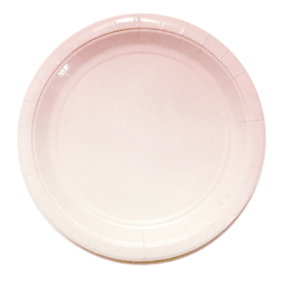 PLATES - LARGE PINK OMBRE