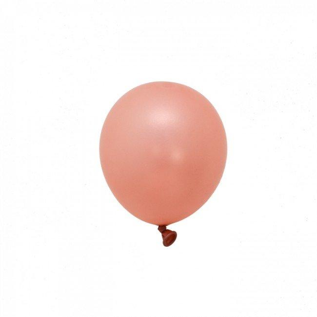 "BALLOON BAR - 5"" MINI ROSE GOLD, Balloons, QUALATEX - Bon + Co. Party Studio"