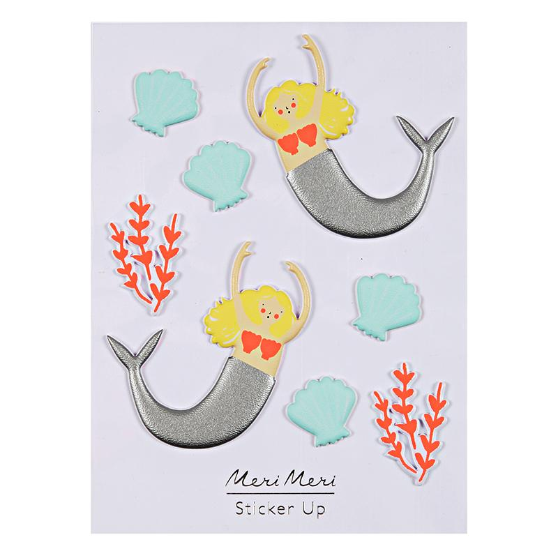 STICKERS - MERMAID