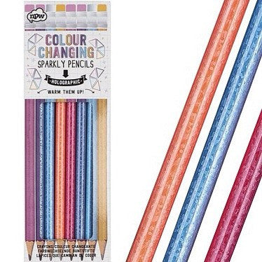 STATIONERY - PENCILS COLOUR CHANGING, Stationery, NPW - Bon + Co. Party Studio