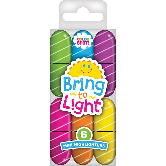 STATIONERY - MINI HIGHLIGHTERS