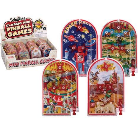 FAVOURS - MINI ARCADE PINBALL SCHYLLING, FAVOURS, Schylling - Bon + Co. Party Studio