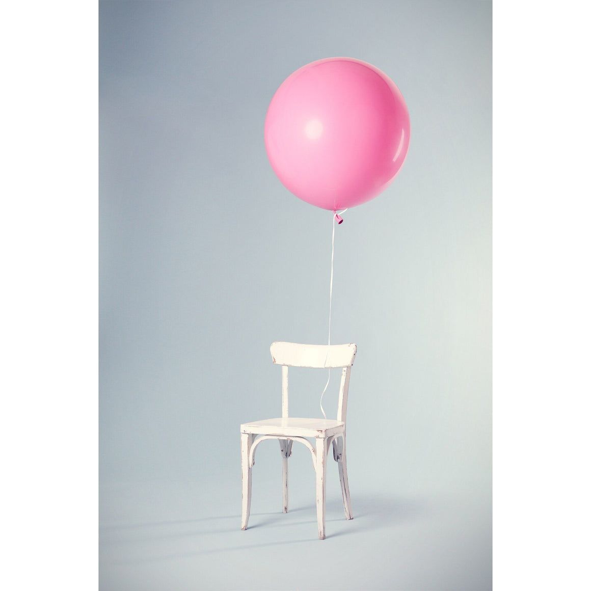 "BALLOON BAR - ROUND 36"" LIGHT PINK, Balloons, QUALATEX - Bon + Co. Party Studio"