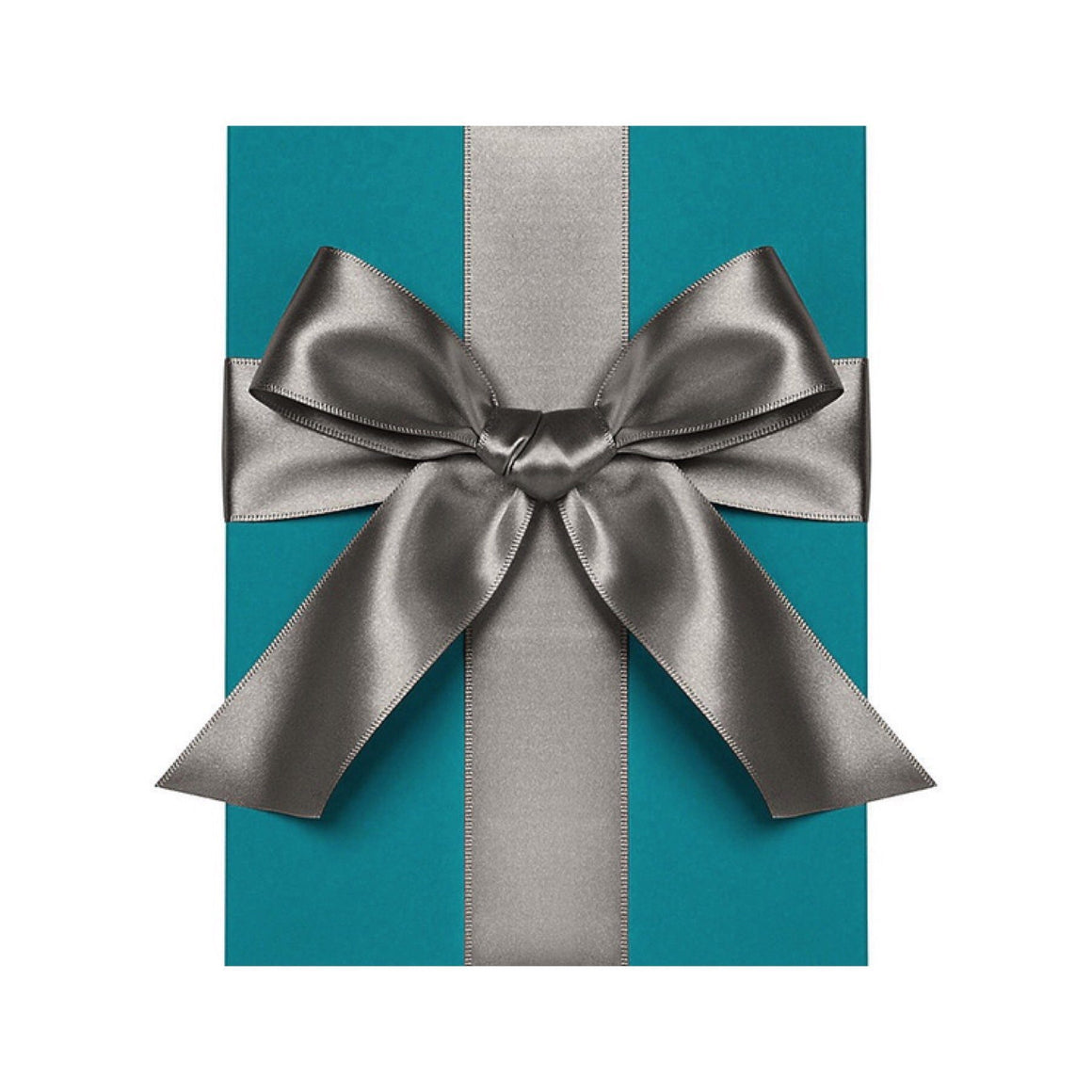 "GIFT GIVING - RIBBON 1/4"" SLATE, RIBBON, WASTE NOT PAPER - Bon + Co. Party Studio"
