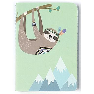 STATIONERY - MINI NOTEPAD FOREST FRIENDS, Stationery, OOLY - Bon + Co. Party Studio
