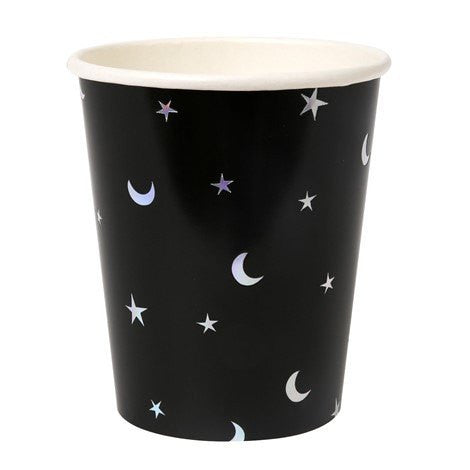 CUPS - STAR + MOON FOIL, CUPS, MERI MERI - Bon + Co. Party Studio
