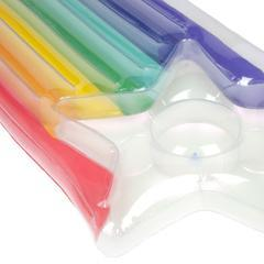 LUXE LIE-ON FLOAT - RAINBOW