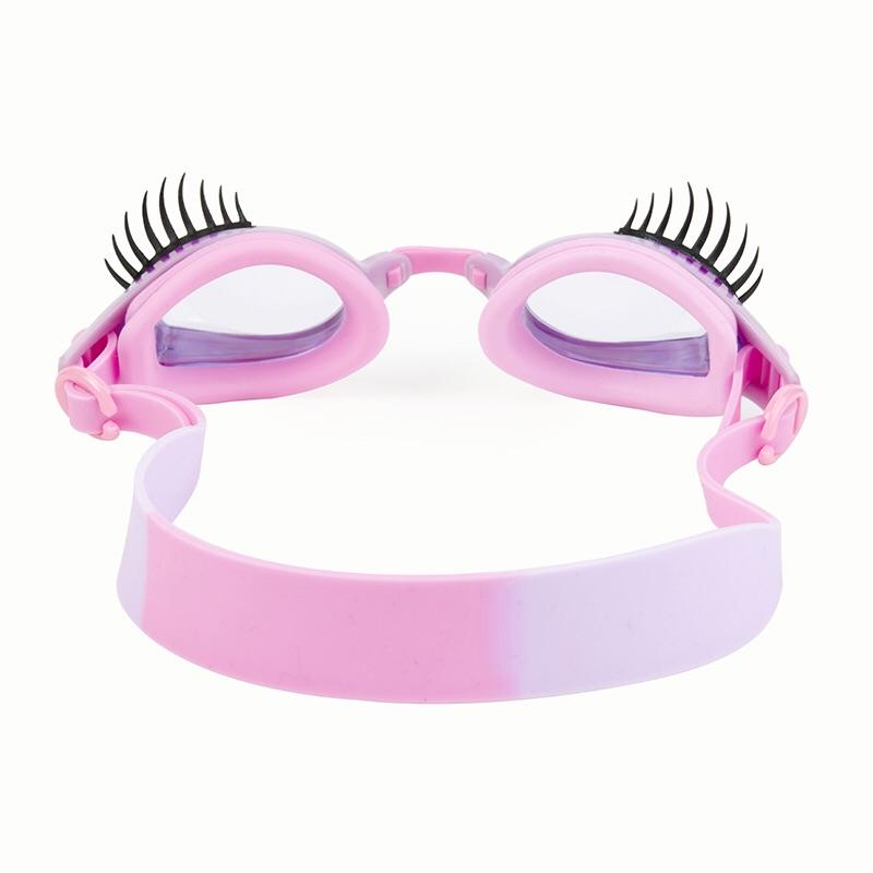 SWIM GOGGLES - GLAM LASH MAKEUP ARTIST PURPLE