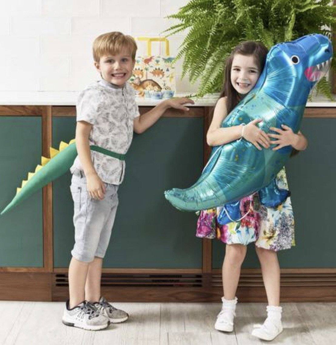 DRESS-UP - DINOSAUR TAIL, dress up, TALKING TABLES - Bon + Co. Party Studio