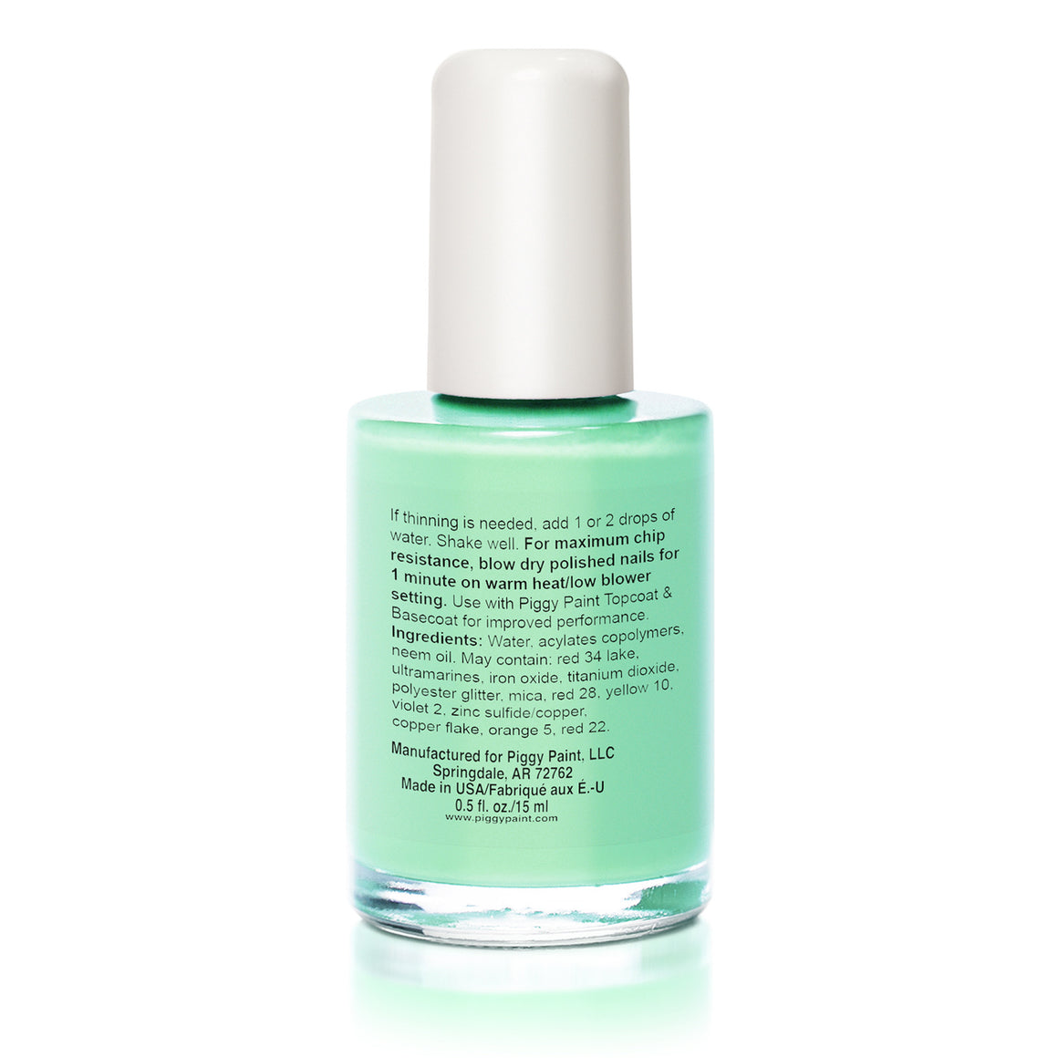 NAIL POLISH - PIGGY PAINT MINT TO BE