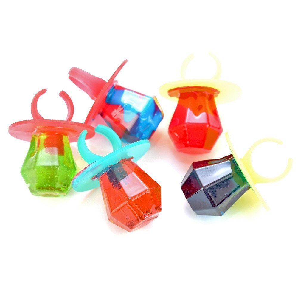RETRO CANDY - RING POPS