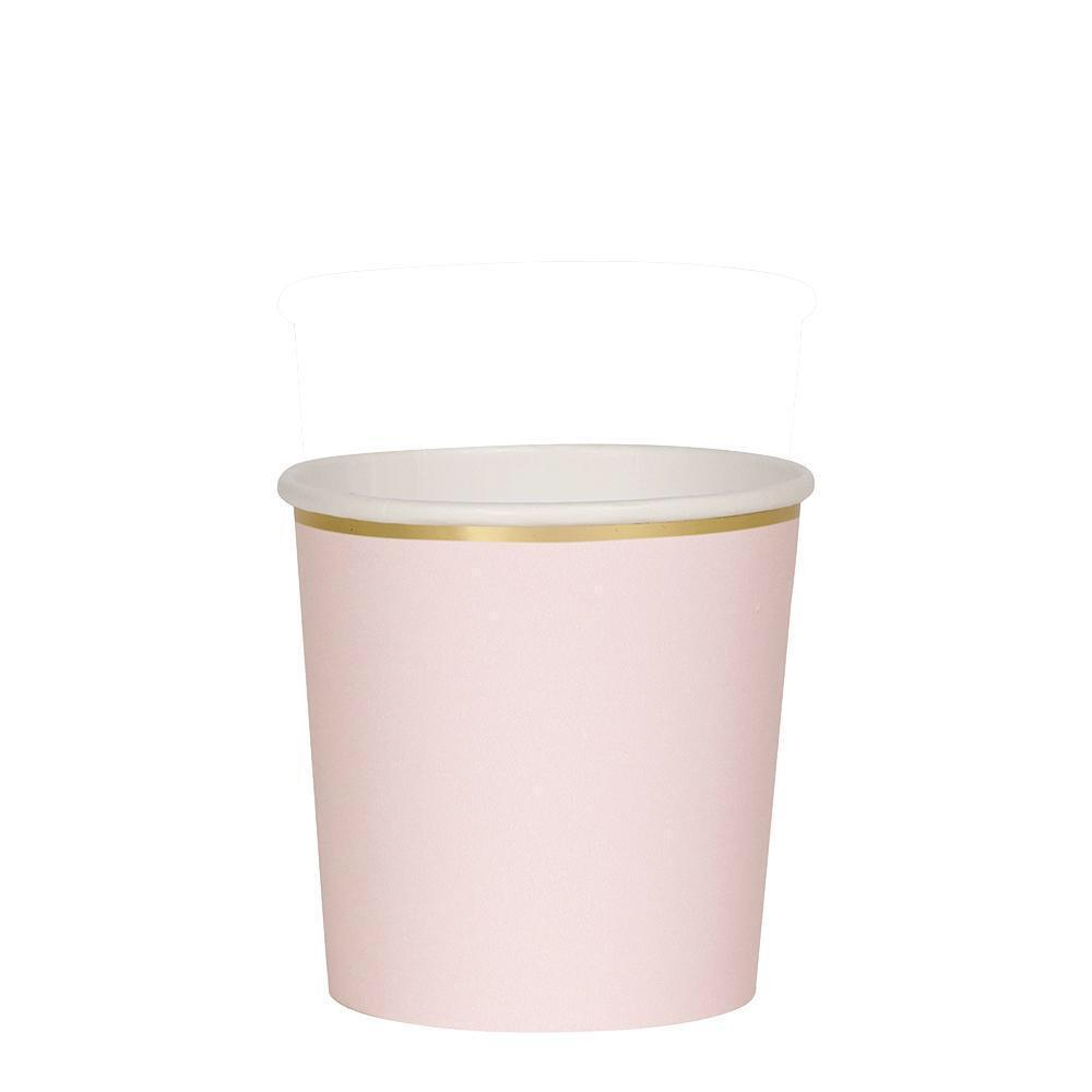 CUPS - TUMBLER PALE PINK