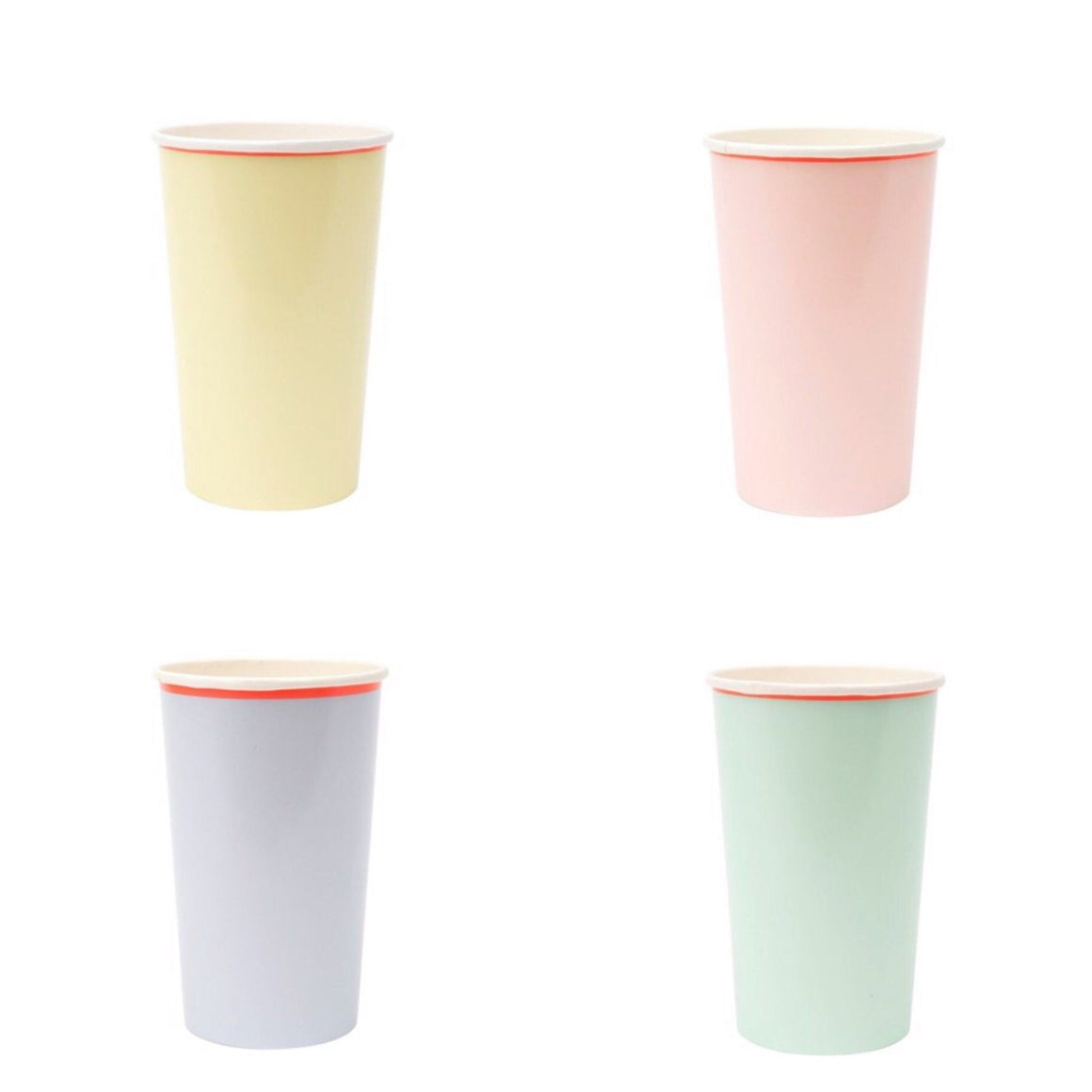 CUPS - HIGHBALL PASTEL