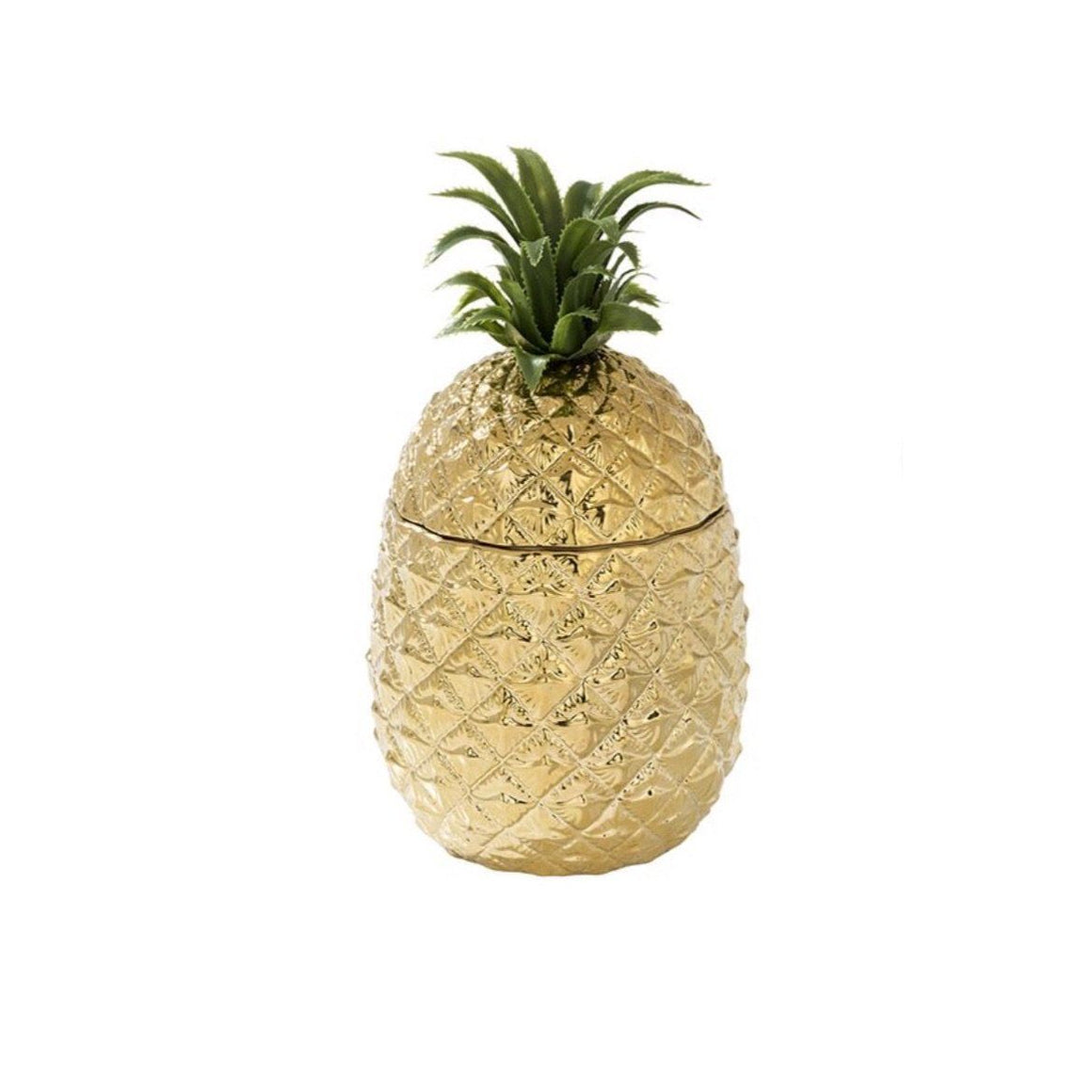 DRINKWARE - EMPORIUM PINEAPPLE ICE BUCKET, Drinkware, TALKING TABLES - Bon + Co. Party Studio