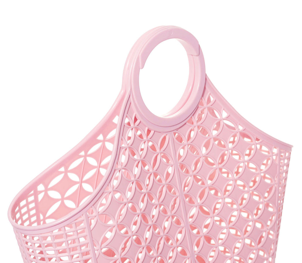 ATOMIC TOTE - BLUSH PINK