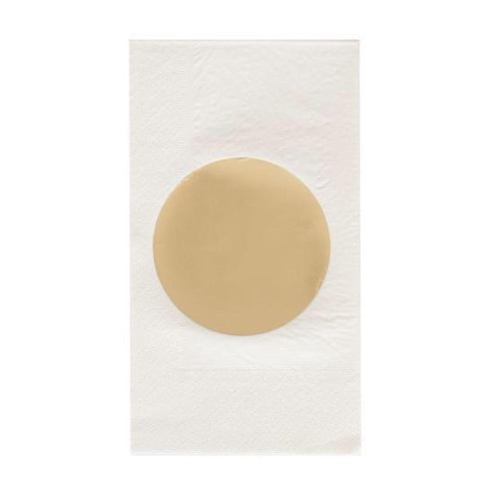 NAPKINS - DINNER GOLD DOT